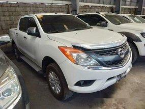 White Mazda Bt-50 2016 for sale in Makati