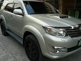 Toyota Fortuner 2013 for sale in Manila
