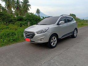Hyundai Tucson 2012 for sale in Legazpi