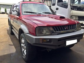 Sell Used 2003 Mitsubishi Strada Truck at 120000 km