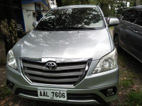 Sell 2nd Hand 2014 Toyota Innova at 60000 km