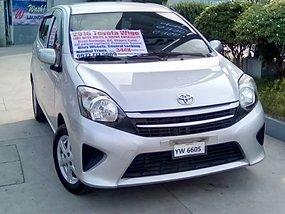 Used 2016 Toyota Wigo Manual Gasoline for sale