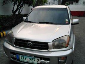 Selling 2nd Hand Toyota Rav4 2003 Manual in Metro Manila