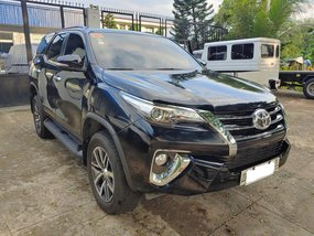 Sell Black 2017 Toyota Fortuner Automatic Diesel