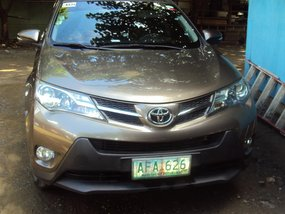Sell 2nd Hand 2013 Toyota Rav4 at 60000 km in La Union