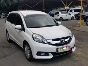 Used 2017 Honda Mobilio at 19000 km for sale in Pasig