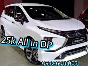 Sell White 2019 Mitsubishi Xpander in Manila