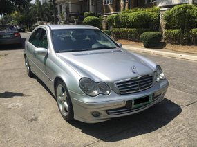 Used Mercedes Benz C180 2005 for sale in Manila