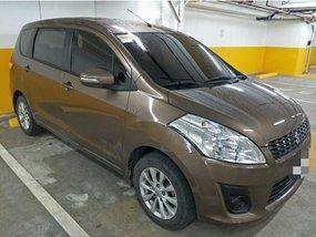 2017 Suzuki Ertiga for sale in Quezon City