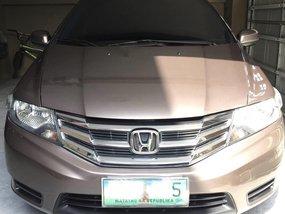 Used Honda City 2012 Automatic Gasoline for sale in Manila