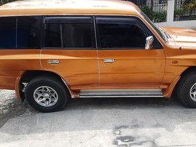 Mitsubishi Pajero 2001 for sale in Las Pinas
