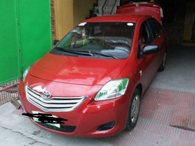 Used Toyota Vios 2011 Manual Gasoline for sale in Manila