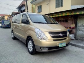2011 Hyundai Grand Starex for sale in Quezon City