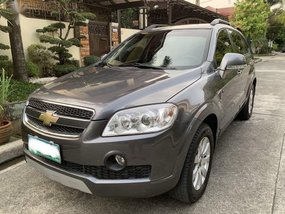 2012 Chevrolet Captiva for sale in Pasig