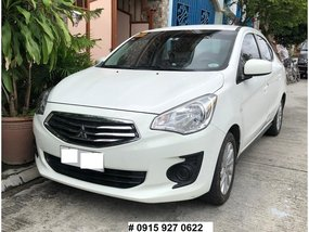Used Mitsubishi Mirage 2017 for sal in Quezon City