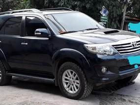 Used Toyota Fortuner 2014 for sale in Cebu City