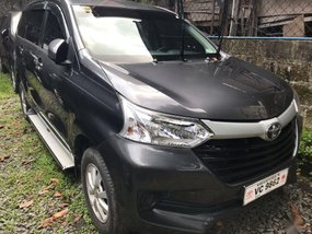 Gray Toyota Avanza 2016 for sale in Quezon City