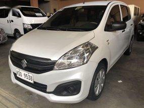 Used Suzuki Ertiga 2017 for sale in Quezon City
