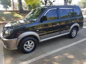 Black 2014 Mitsubishi Adventure Manual Diesel for sale