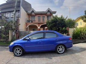 Selling Blue Honda City 2005 Automatic in Carmona