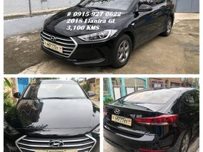 2018 Hyundai Elantra 1.6 GL Black Manual for sale in Cavite