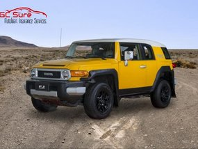 Brand New 2019 Toyota Fj Cruiser for sale in Pateros