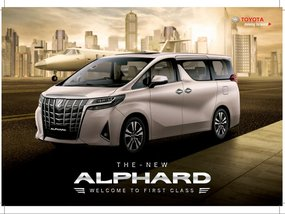 Brand New 2019 Toyota Alphard for sale in San Juan