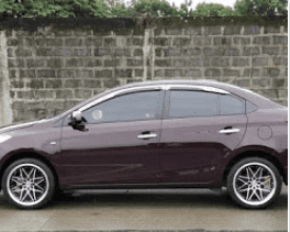 Used Toyota Vios 1.3 E AT 2017 for sale in Pasig