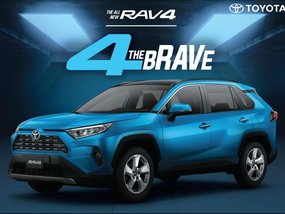 Brand New 2019 Toyota Rav4 for sale in Taguig