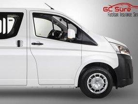 Selling White Toyota Hiace 2019 in Valenzuela