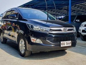 Black 2017 Toyota Innova Automatic Diesel for sale