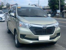 Toyota Avanza E 2017 - M/T for sale in Davao city