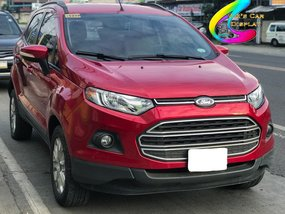 Ford Ecosport 2017 - Automatic for sale in Davao city