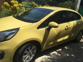 2015 Kia Rio Sedan EX 1.4L MT - P 300,000 for sale in Las Pinas