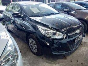 Used Black Hyundai Accent 2017 for sale in Manila