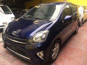 2017 Toyota Wigo for sale in Quezon City