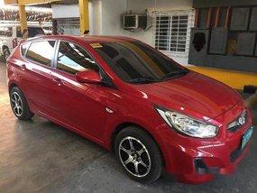 Hyundai Accent 2014 Manual Diesel for sale in Manila
