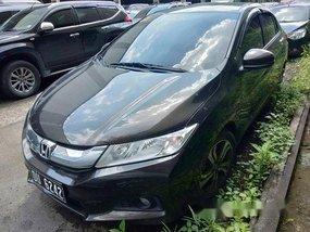 Selling Black Honda City 2017 in Makati
