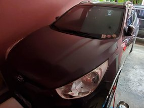 2010 Hyundai Tucson for sale in Manila