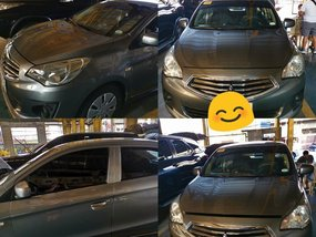 Used Mitsubishi Mirage G4 2015 for sale in Caloocan