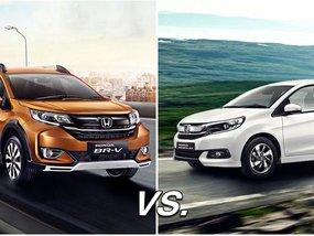 Honda BR-V vs Honda Mobilio Philippines: Sibling rivalry