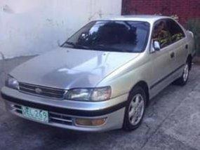 1998 Toyota Corona for sale in Quezon City
