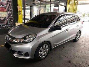 Selling Honda Mobilio 2015 at 54000 km in Manila