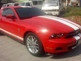 Ford Mustang 2012 for sale in Quezon City