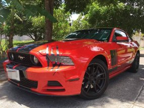 Used Ford Mustang Gt 5.0 2014 for sale in Quezon City