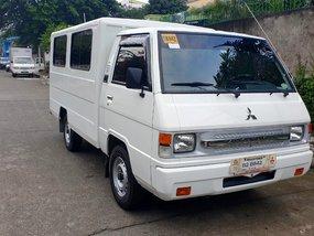 White 2017 Mitsubishi L300 Manual Diesel for sale