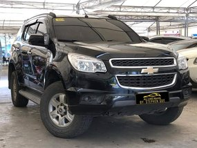 Sell Black 2014 Chevrolet Trailblazer at 64000 km in Makati