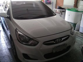 Selling Used Hyundai Accent 2012 Sedan at 51000 km