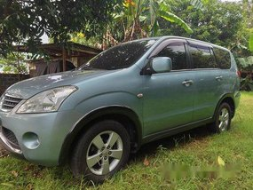 Blue Mitsubishi Fuzion 2008 at 81139 km for sale