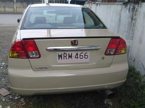 2001 Honda Civic for sale in Cagayan de Oro